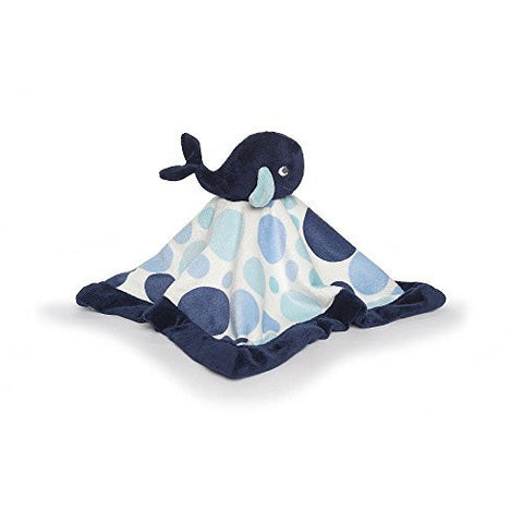 Carter's Security Blanket, Blue Whale (Discontinued by Manufacturer)