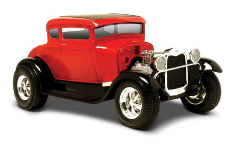 1929 Ford Model A Red 1:24 Diecast Model Car