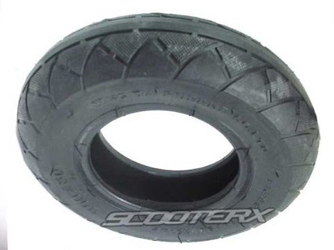 SCOOTERX 200x50 Tire for Gas Scooter, Go Kart, Pocket Bike, Wheel Chair