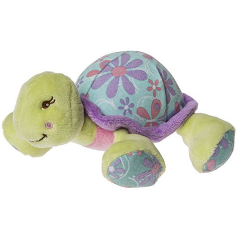 Mary Meyer Tessa Turtle Soft Rattle