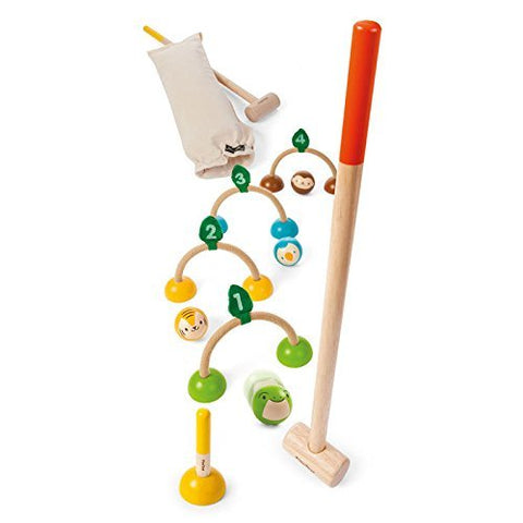Plan Toys Croquet Game