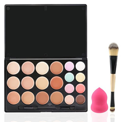 RUIMIO Contour Kit Contour and Highlighting Contour Palette - 20 Colors