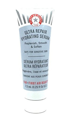 First Aid Beauty Ultra Repair® Hydrating Serum, Travel Size, 0.25 oz