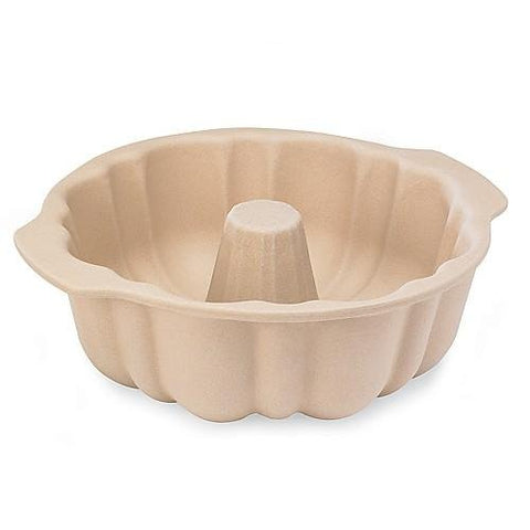 Pampered Chef Stoneware Fluted Pan #1440