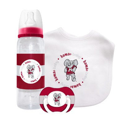 Baby Fanatic Gift Set,University of Alabama