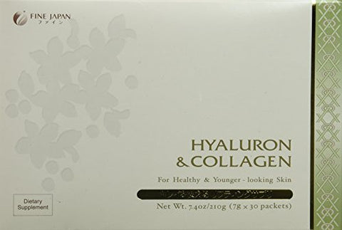 Hyaluron & Collagen (7g x 30packets)