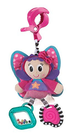 Playgro Baby Dingly Dangly Floss The Fairy