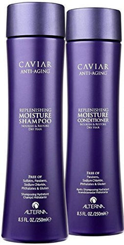 Alterna Caviar Anti-Aging Seasilk Moisture Shampoo & Conditioner Duo (8.5 oz each)