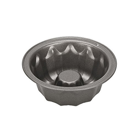 Good Cook Nonstick Mini Fluted Pan, Gray