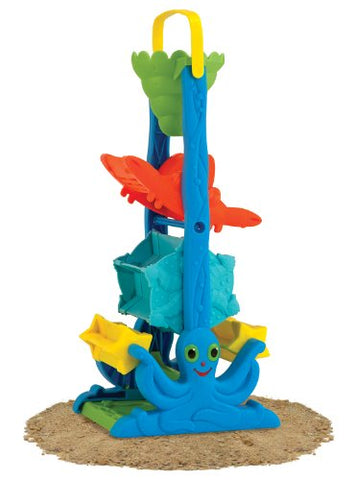 Melissa & Doug Seaside Sidekicks Sand-and-Water Sifting Funnel