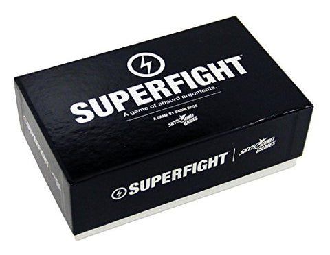 Superfight: 500-Card Core Deck
