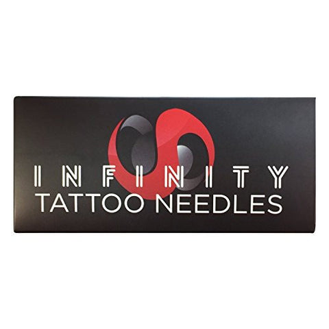 Infinity - Shading Tattoo Needles - 50 pcs - Disposable & Sterile - 13M Magnum Shader