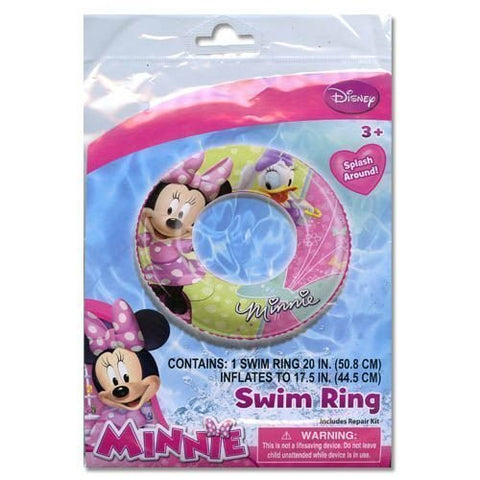 Minnie Bowtique Inflatable 20 Swim Ring