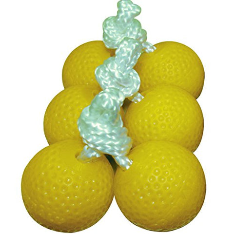Ladderball - Soft Bolas, Yellow