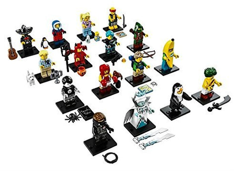 LEGO Series 16 Minifigures - Complete Set of 16 Minifigures (71013)