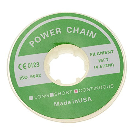 AZDENT® Dental Orthodontic Power Elastic Chain- Continuous Size