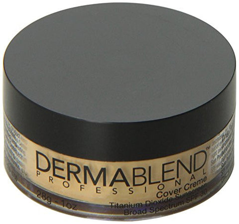 Dermablend Cover Foundation Creme SPF 30, Caramel Beige Chroma, 1 Ounce