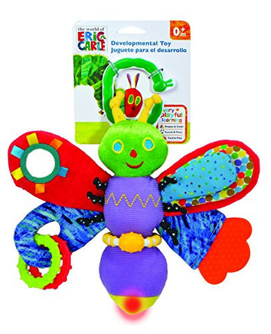 World of Eric Carle, Developmental  Firefly with Light