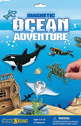 Smethport Create-a-Scene - Ocean Adventure