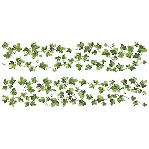 RoomMates RMK2409SCS Painterly Ivy Peel and Stick Wall Decals,