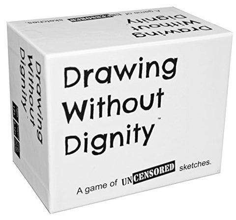 Drawing Without Dignity - An Adult Party Game of Uncensored Sketches