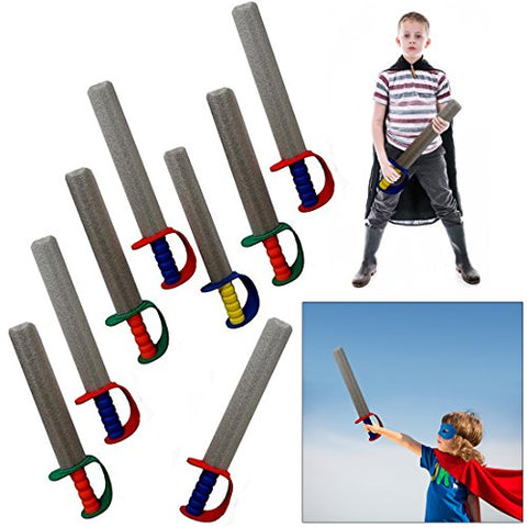 Dazzling Toys 17 Inch Foam Prince Sword, Halloween Costume Accessory