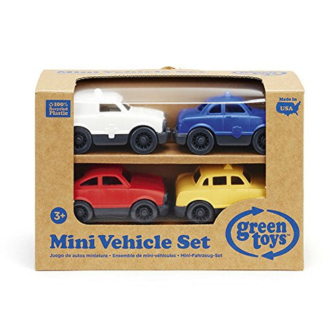 Green Toys MVP1-1165 Mini Vehicle,