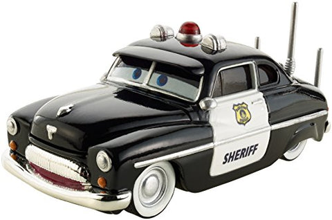 Disney/Pixar Cars Precision Series Sherriff Premium Die-cast Car