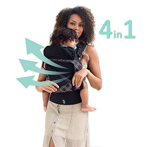 LILLEbaby 4 in 1 ESSENTIALS All Seasons Baby Carrier - Circle of Love