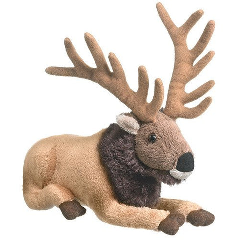 8 Elk Plush Stuffed Animal Toy