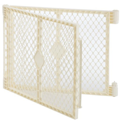 North States Superyard Ultimate Playard 2 Panel Extension, Ivory