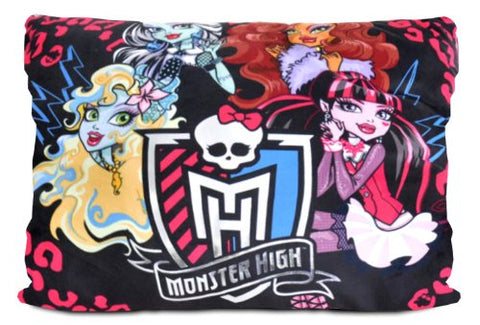 Monster High Monster High Characters Pillow, 20 x 26