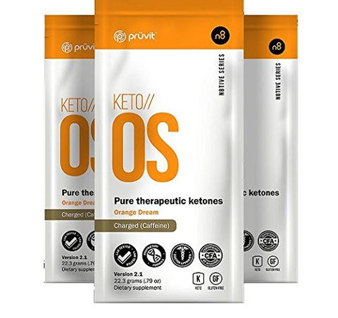Ketos//OS ~ Pruvit ~ Pure Therapeutic Ketones ~  ~ V 2.1 Charged
