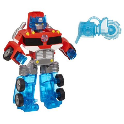 Playskool Heroes Transformers Rescue Bots Energize Optimus Prime Figure