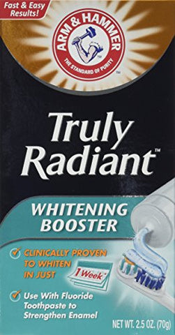 Arm & Hammer Whitening Booster, 2.5 Ounce
