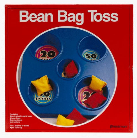 Pressman Toy Bean Bag Toss