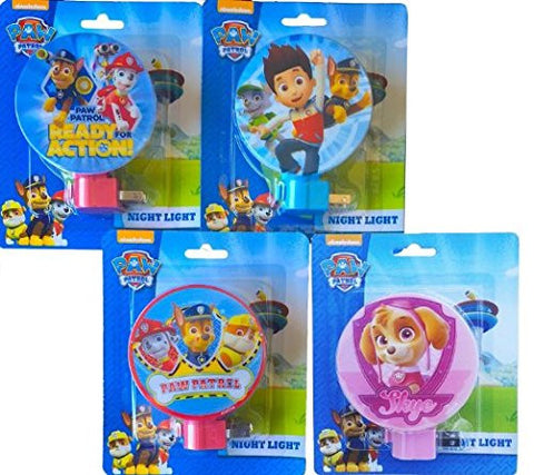 Nickelodeon Paw Patrol Night Light(style May Vary)