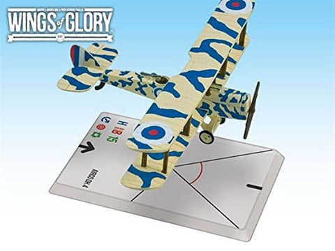 Wings of Glory: WWI: Airco DH.4 (Cotton/Betts)