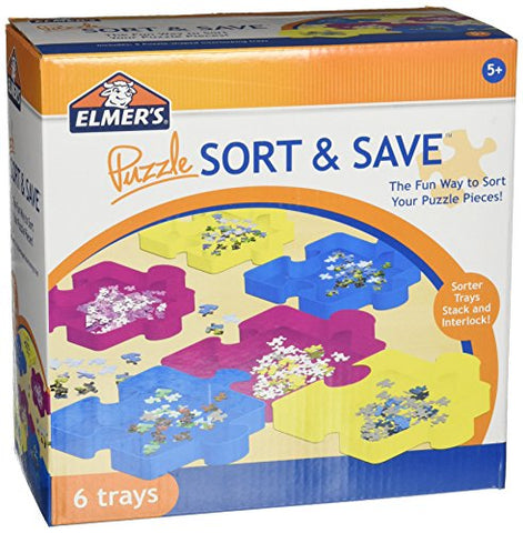 MasterPieces Elmer's Sort and Save Puzzle