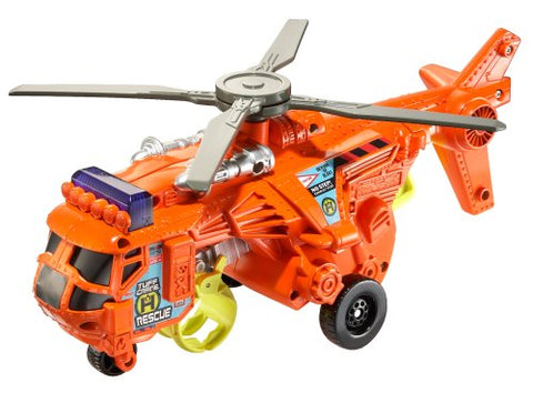 Matchbox Power Shift Crane Copter