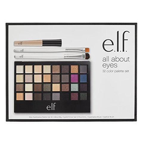 e.l.f. 32 Piece All About Eyes Palette