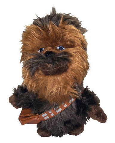 Comic Images Super Deformed Chewbacca Plush Toy