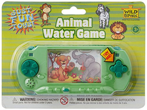 Wild Republic Animal Water Game