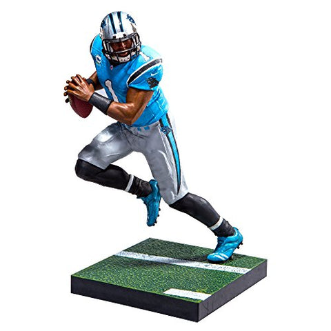 McFarlane Toys EA Sports Madden NFL 17 Ultimate Team Cam Newton Carolina Panthers Action Figure