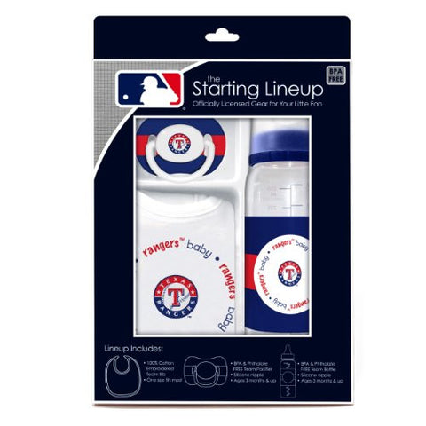 MLB Texas Rangers Gift Set