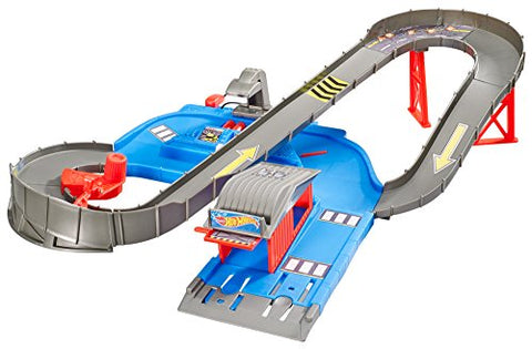 Hot Wheels DTN00 City Speedway Trackset