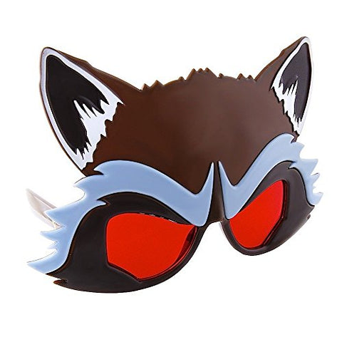Sunstaches Guardians of the Galaxy Rocket Racoon