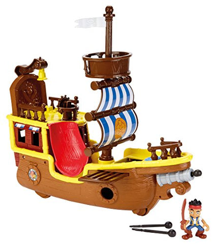 Fisher-Price Jake and The Neverland Pirates - Jake's Pirate Adventure Bucky