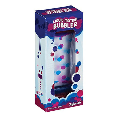 Toysmith Liquid Motion Bubbler (Various Colors)