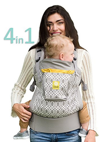 LILLEbaby 4 in 1 ESSENTIALS Baby Carrier - Park Place